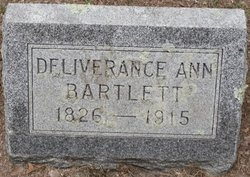 Deliverance Ann Bartlett