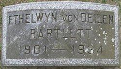 Ethelwyn Von <i>Von Deilen</i> Bartlett