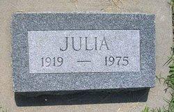 Julia <i>Jones</i> Borkert