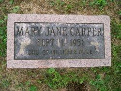 Mary Jane Carper
