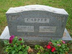 Mary M. <i>Harpster</i> Carper