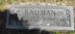 Herbert Leslie Bauman