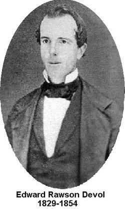 Edward Rawson Devol