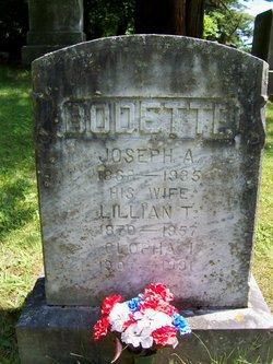 Lillian Triflosse <i>Newcity</i> Bodette