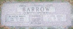 Blanche <i>White</i> Barrow