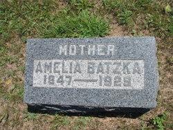 Amalie Amelia <i>Frederichsdorf</i> Batzka