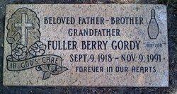 Fuller Berry Gordy