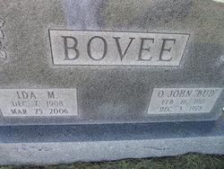 Ida M Bovee