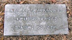Claude McKiever Claude Alexander, Sr