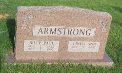 Billy Paul Armstrong