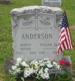 Marion <i>Wiener</i> Anderson