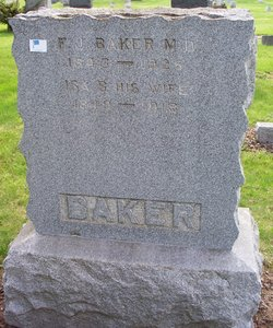 Isa B <i>Oliver</i> Baker