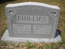 Emma Alice <i>Huskey</i> Phillips