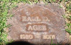 Earl D. Agee