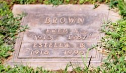 Estella Berniece <i>Brandt</i> Brown