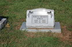 Rebecca <i>Bennett</i> Morgan