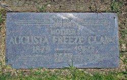Augusta Freeze Clark