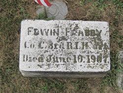 Edwin F Abby