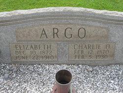 Charles Otis Charlie Argo