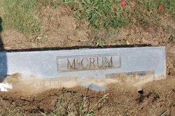 Sam Lee McCrum
