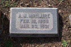 A. J. McClure