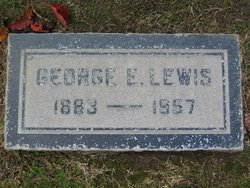 George Elmer Lewis
