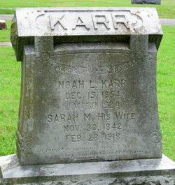 Noah Logan Karr