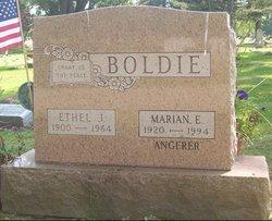 Marian E. <i>Boldie</i> Angerer