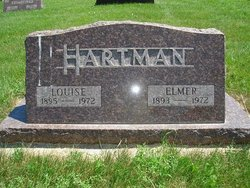 Louise <i>Parks</i> Hartman