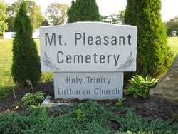 Mount Pleasant Lutheran Cemetery
