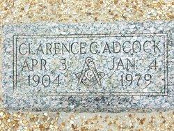 Clarence Adcock