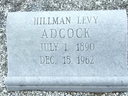 Hillsman Levy Adcock
