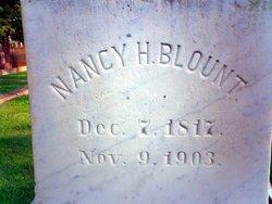 Ann Haywood Nancy <i>Blount</i> Branch