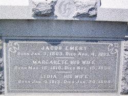 Lydia <i>Parish</i> Emery