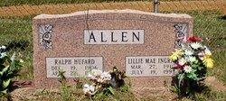 Lillie Mae <i>Ingram</i> Allen