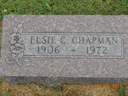 Elsie C. Chapman