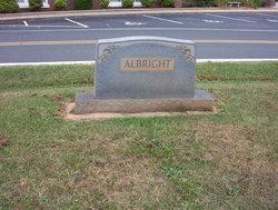 Albert Whitson Albright