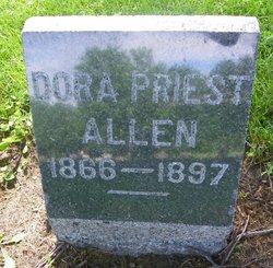 Dora <i>Priest</i> Allen