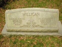 Ina Eloise <i>Daggett</i> Milligan