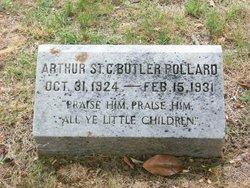 Arthur St. C. Butler Pollard
