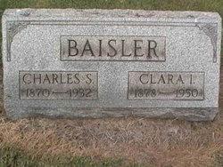 Clara Ioda <i>Reiter</i> Baisler