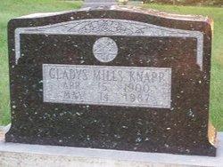 Gladys <i>Mills</i> Knapp