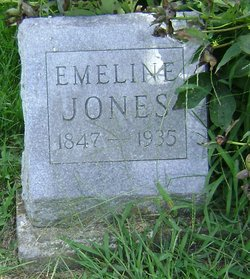 Missourie Emaline <i>Whorton</i> Jones