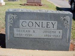 Delilah Elizabeth <i>Poindexter</i> Conley