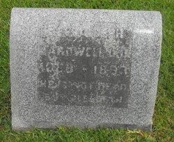 Rev Joseph Bardwell