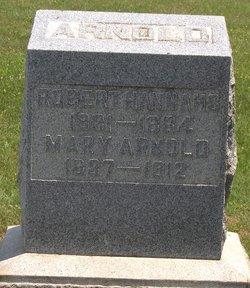 Mary <i>Blamer</i> Arnold