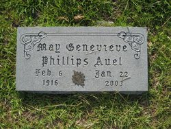 May Genevieve <i>Phillips</i> Auel