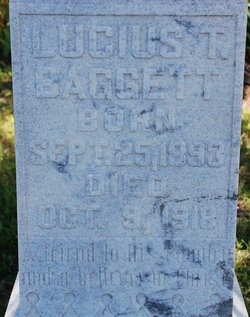 Lucius Therold Baggett