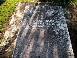 William Andrew Jackson Clifton