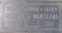 Gilbert Garnet Wantland